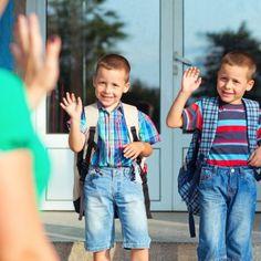 Por qué no separar a los gemelos en el colegio.