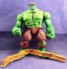 Toy Biz Incredible Hulk Classics Savage LOOSE Beam Action Figure Marvel Legends
