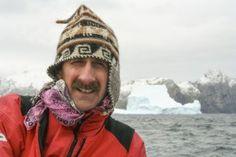 Skip Novak in Antarctica
