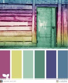 Farb-und Stilberatung mit www.farben-reich.com - Colour Palettes