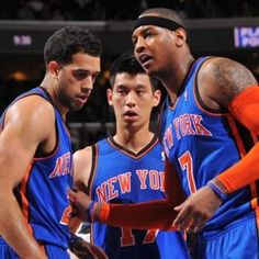 Hey Fields, don't tell Lin I said this about him, but ...