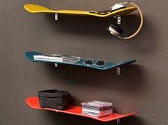 Schon Bildergebnis Für Lampe Skateboard Diy Möbel, Jugendliche, Inneneinrichtung,  Wohnen, Skateboard Möbel,