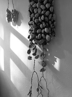 "Ines Seidel. ""The Talk"" at Friday Gallery, Munich. installation detail"