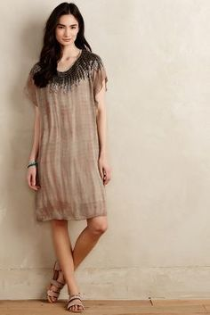 Velvet by Graham and Spencer Raina #Tunic #Dress #anthrofave