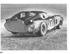 Craig Breedlove and Bobby Tatroe set 23 records in a Shelby Daytona Coupe, Bonneville 1965