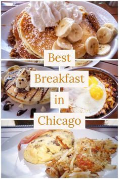 Foodie Travel 686728643162902139 - Best breakfast in Chicago and more as part of the best 4 day travel itinerary with things to do and restaurants Source by trekbible Chicago Things To Do, Places In Chicago, Visit Chicago, Chicago Vacation, Chicago Travel, Chicago Trip, Food In Chicago, Best Brunch Chicago, Chicago Restaurants Best