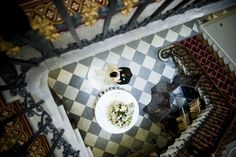 Grand #Staircase with connect ground and first floor: http://www.chandoshouse.co.uk/  #wedding #venue #event