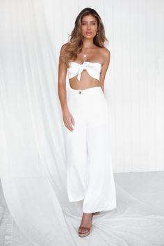 e7337194d9cec It s Destiny Pants (White). Xenia Boutique