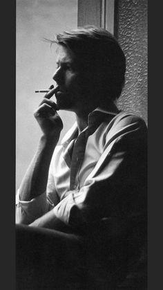 """David Bowie, by Corinne Schwab. Pretty Men, Beautiful Men, Hello Gorgeous, David Bowie Underground, The Nobodies, The Thin White Duke, King David, Music People, Playing Guitar"
