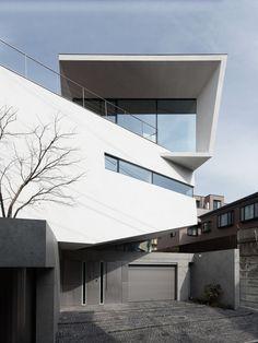 Rosamaria G Frangini   Architecture Houses   AnArchitectsPhilosophy   N-House / Takato Tamagami