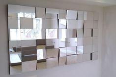 Trimmed mirror