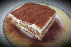 Tiramisu without Egg and alcohol - recipes Winter Desserts, Christmas Desserts, Canned Blueberries, Scones Ingredients, Turmeric Recipes, Alcohol Recipes, Vegan Butter, Different Recipes, Food Preparation
