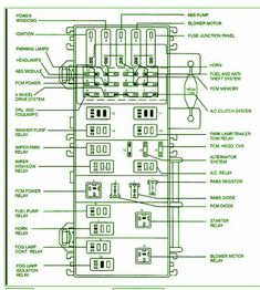 42161365305b03fa1e1de40870cadd25 ford ranger crossword 1999 ford ranger fuse box diagram diagram pinterest ford mazda b4000 fuse box diagram at eliteediting.co