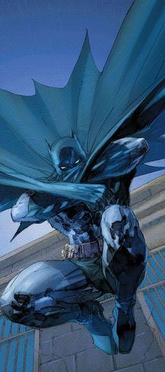 Batman Europa by Jim Lee