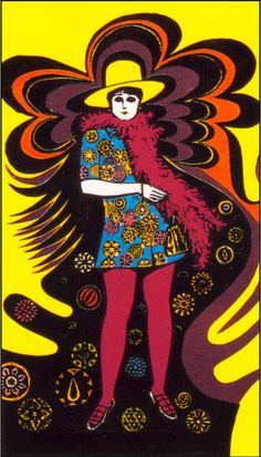 ☯☮ॐ American Hippie Psychedelic Art ~ Fashion