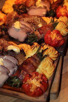 Pot Roast, Snacks, Ethnic Recipes, Foods, Gray, Yummy Food, Carne Asada, Food Food, Roast Beef