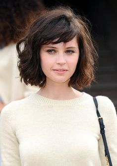 Unique Short Bob Hairstyles For Fine Wavy Hair Short Wavy Bob Haircuts With Bangs Short Curly Bob Hairstyles Bob Hairstyles With Bangs, Hairstyles Haircuts, Cool Hairstyles, Bob Haircuts, Latest Hairstyles, Layered Haircuts, Wedding Hairstyles, Medium Wavy Hairstyles, Celebrity Hairstyles