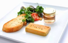 This Stephen Crane recipe is a flavourful way of serving up foie gras as a starter. Best served with toast or chutney, this foie gras terrine is lovely to try.