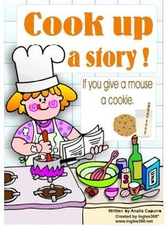 Free Literature Activity Pack: If You Give a Mouse a Cookie
