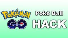 Pokemon Go Hack - Poke Balls