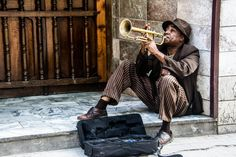 Busking by Dan Brewer on 500px