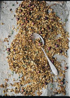 Say hello to your salad's new best friend. This jar of mustardy granola has become a total game-changer in our kitchen. And if you are like us and often mix leftovers into quick salad bowls, …