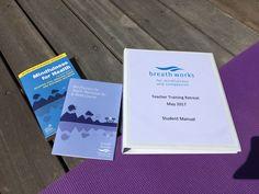 Breathworks Mindfulness Teacher Training - Introductory Level - www.liveconsciouslyconnected.com #Breathworks #mindfulness #mindfulnessteachertraining #Vajrasana