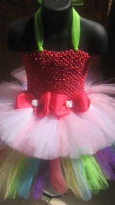 Hello Kitty birthday girl tutu dress $55.00