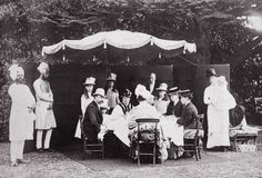 Images of British India: Queen Victoria and Indian Servants