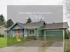 Quick to Closing - Cash Sale! Sold for $183,000 Listed 3/22 Sold 4/20. 134 Carey St, Falls City - Well Maintained and Move-in Ready 3/1.5 with 1,284 sf. Located in area of newer homes in quiet cul-de-sac. Big house feel with vaulted ceilings and open floor plan. Cute country kitchen with all appliances. Fenced back yard, double car garage, some fresh interior paint. Contact me for Proven Results. Thanks, Donna 503-931-5677 or donnagraham@windermere.com