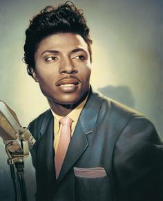 19501 saw a rapid succession of rtythm and blues hits with songs from Little Richard such as Tutti Frutti. Little Richard was a big influence on stars like James Brown and Elvis Presley