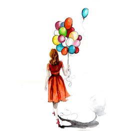 воздушный шар иллюстрация: 21 тыс изображений найдено в Яндекс.Картинках
