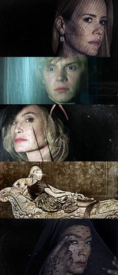 AHS: Coven. American Horror Story Coven.
