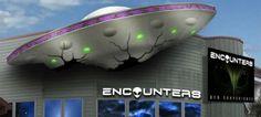 An alien encounters exhibit is set to reopen in Myrtle Beach on April 3.