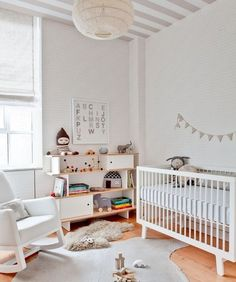 Create a beautiful gender-neutral space for your little one... here's the best decorating ideas: