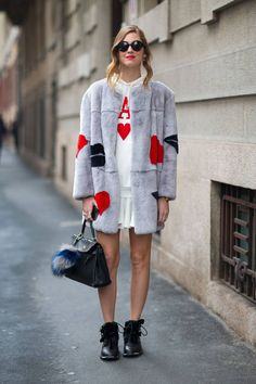 Get your fall fashion inspiration from the best street style looks.