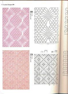 Irish crochet &: 200 узоров и схем крючком