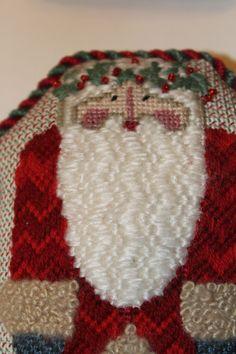 Stitches for Santa beards