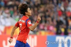 S. Korea beat Jordan to move within one win of Olympic men's football berth