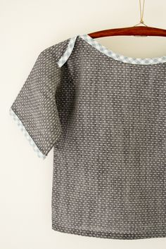 Making clothes for little children is a satisfying endeavor. Kids look great in boxy shapes, so you can...