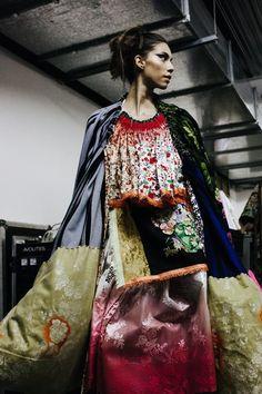 Caroline Day Westminster BA Fashion 2015