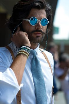 """See the strongest looks at Pitti Uomo S/S '16 - GQ.co.uk"""