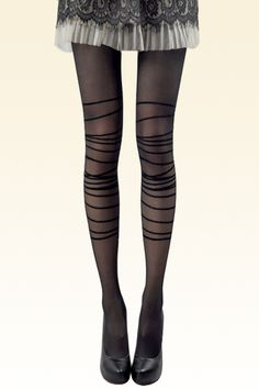 Interlaced Belt Tights  $9.90