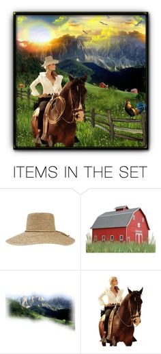"""I love the Country❤️"" by califorina-girl ❤ liked on Polyvore featuring art and country"