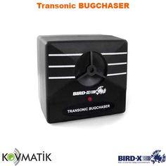 Bird-X Transonic BUGCHASER Fare, Haşere, Böcek ve Sinek Kovucu