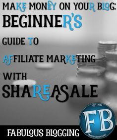 You don't need a large audience or millions of pageviews to start affiliate marketing. Begin today using this tutorial and ShareASale.