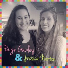 Meet your HC Marymount Manhattan editors @Paige Gawley & @jessica norton!