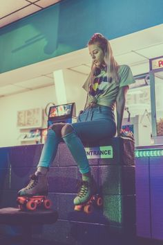 1bc3ee8f8f 10 Best Roll Bounce Photography Project images