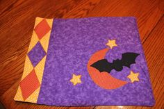 October placemats