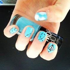 Nice nails !!